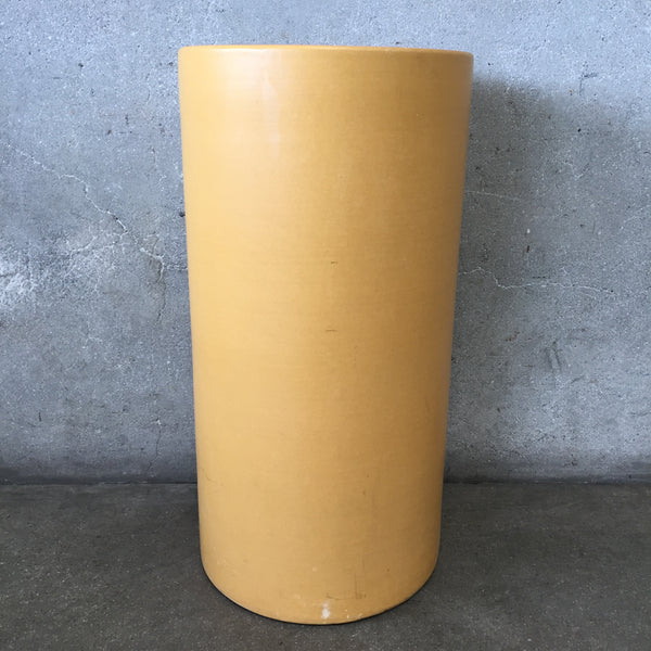 Yellow Gainey Sand Jar