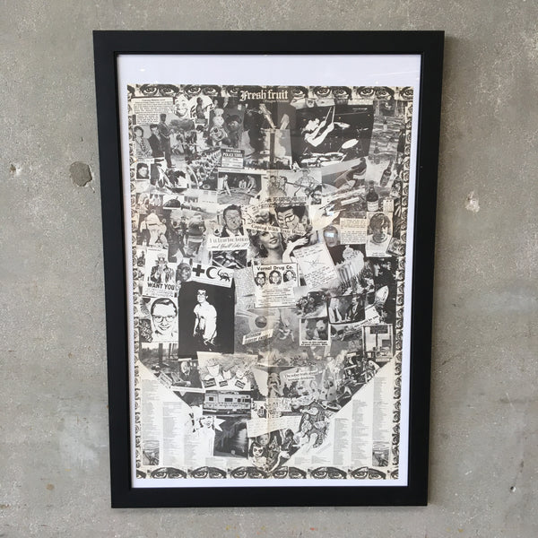 Dead Kennedys Album Poster