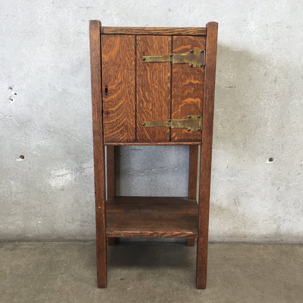 Vintage Locking Table Stand