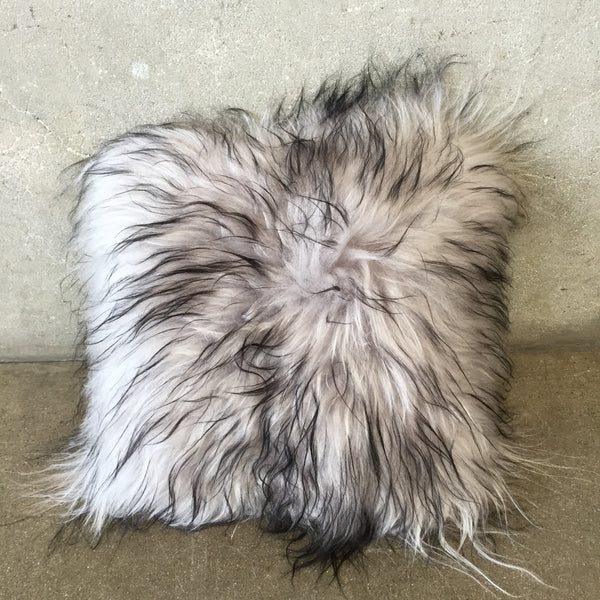 Icelandic Sheepskin Pillow