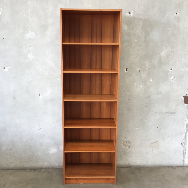 Teak Danish Bookcase