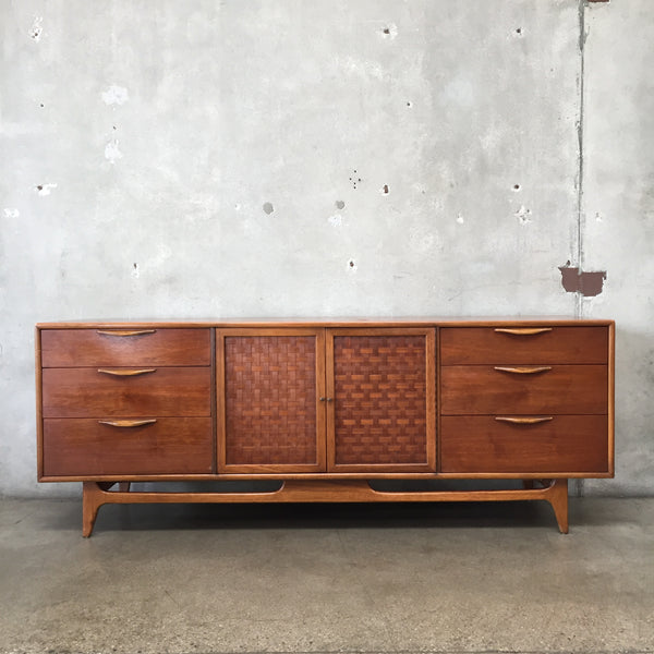 1963 Mid Century Lane Perception Credenza