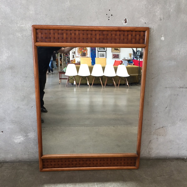 Mid Century Lane Perception Vanity Mirror