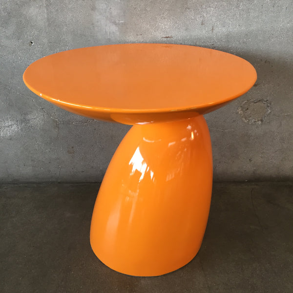 Modern Orange Table