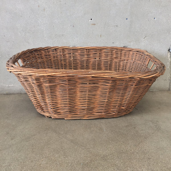 Large Twig Basket