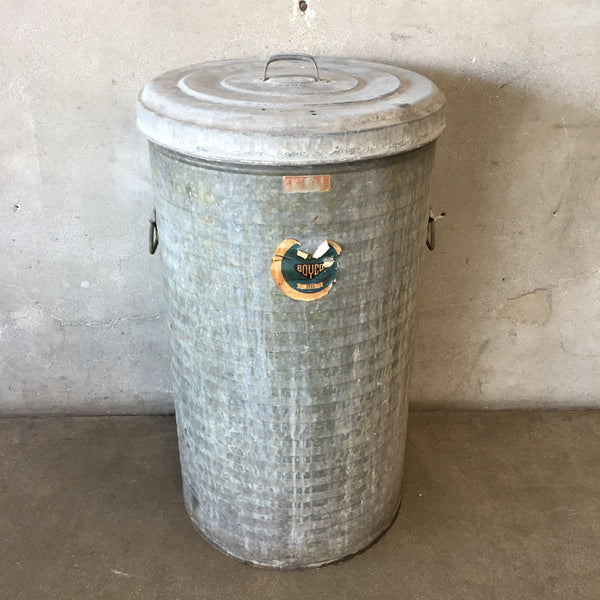 Industrial Trash Can