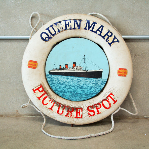 Queen Mary Life Saver