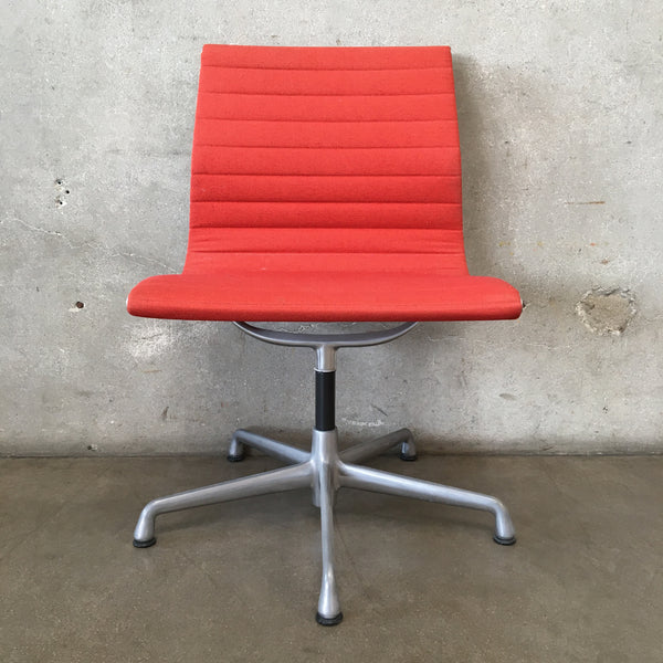 Red Eames Desk Chair