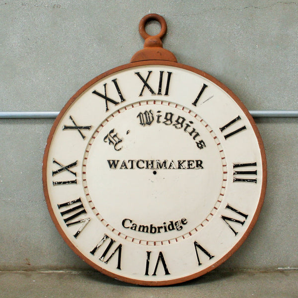 Watchmaker Trade Sign