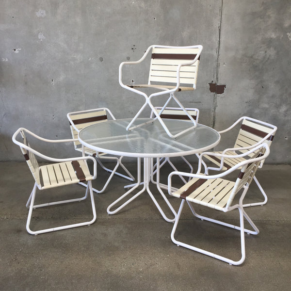 "Brown Jordan Patio Set ""Kailua"""