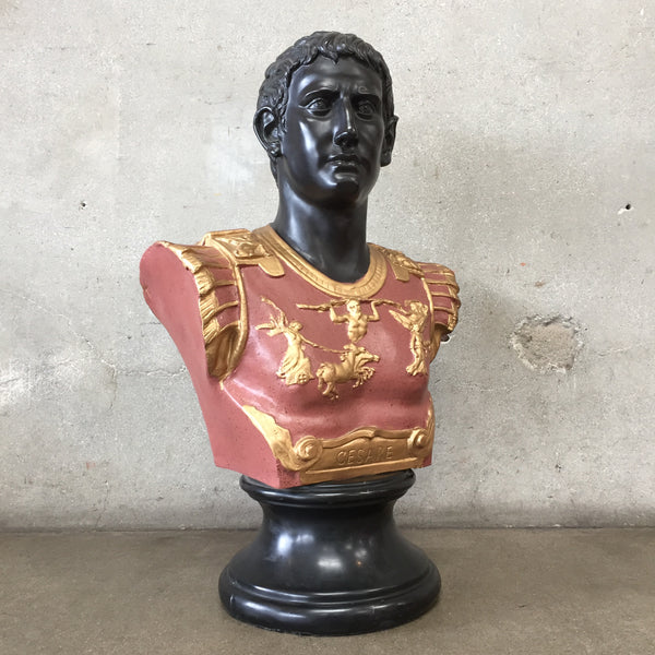Large Bust of Emperor Julius Cesar
