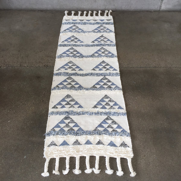 Montclair Kilim Shag Runner