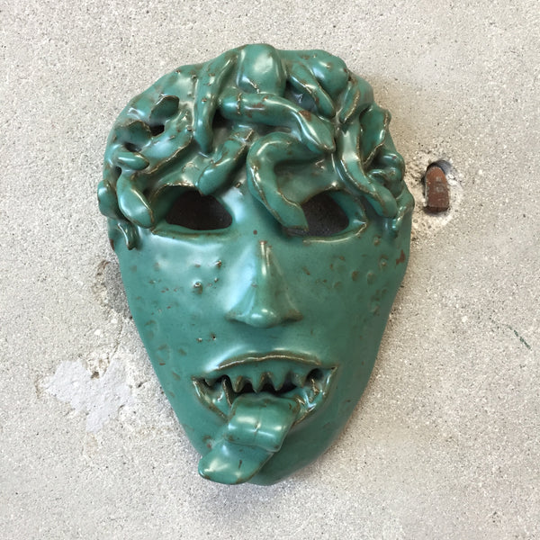 Ceramic Wall Mask