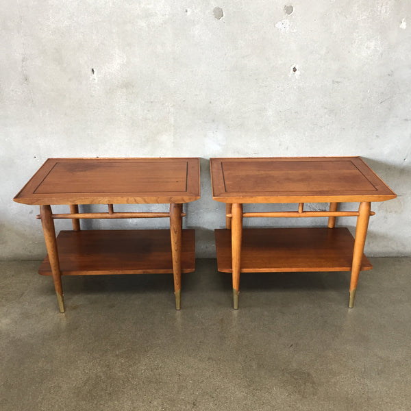Mid Century Modern Tables by Lane