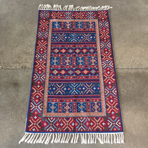 River Ibelum Rug Made in India