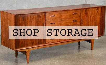 Vintage Mid Century Modern Furniture Store Long Beach