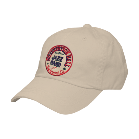 Logo Embroidered Hat