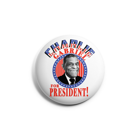 Charlie 4 Prez Button