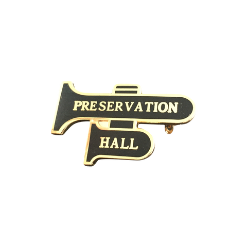 Venue Sign Lapel Pin