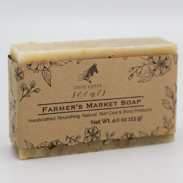 Farmer's Market Soap 4oz.