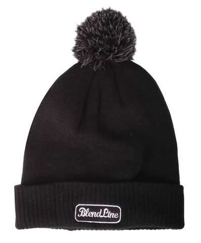Blendline Original Bobble Hat [black]