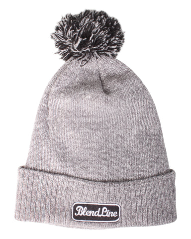 Blendline Original Bobble Hat [grey]