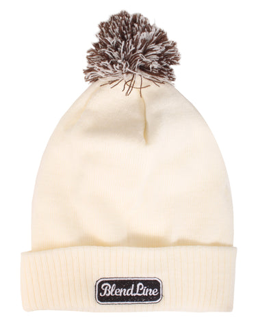 Blendline Original Bobble Hat [white]