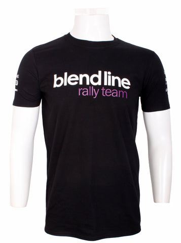 BlendLine Rally Team T-Shirt [black]
