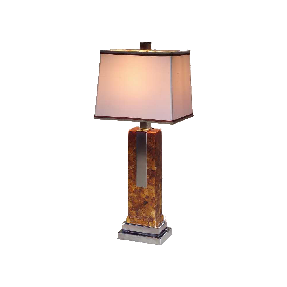 Eggshell Table Lamp
