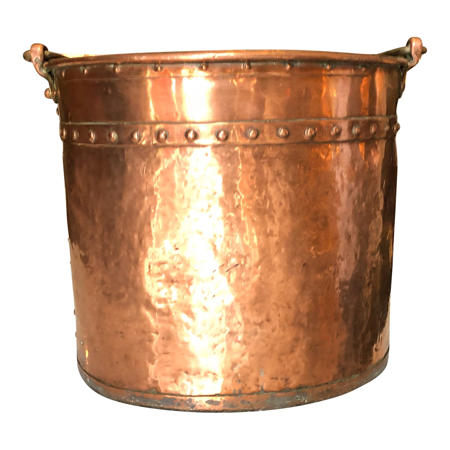 Copper Apple Kettle