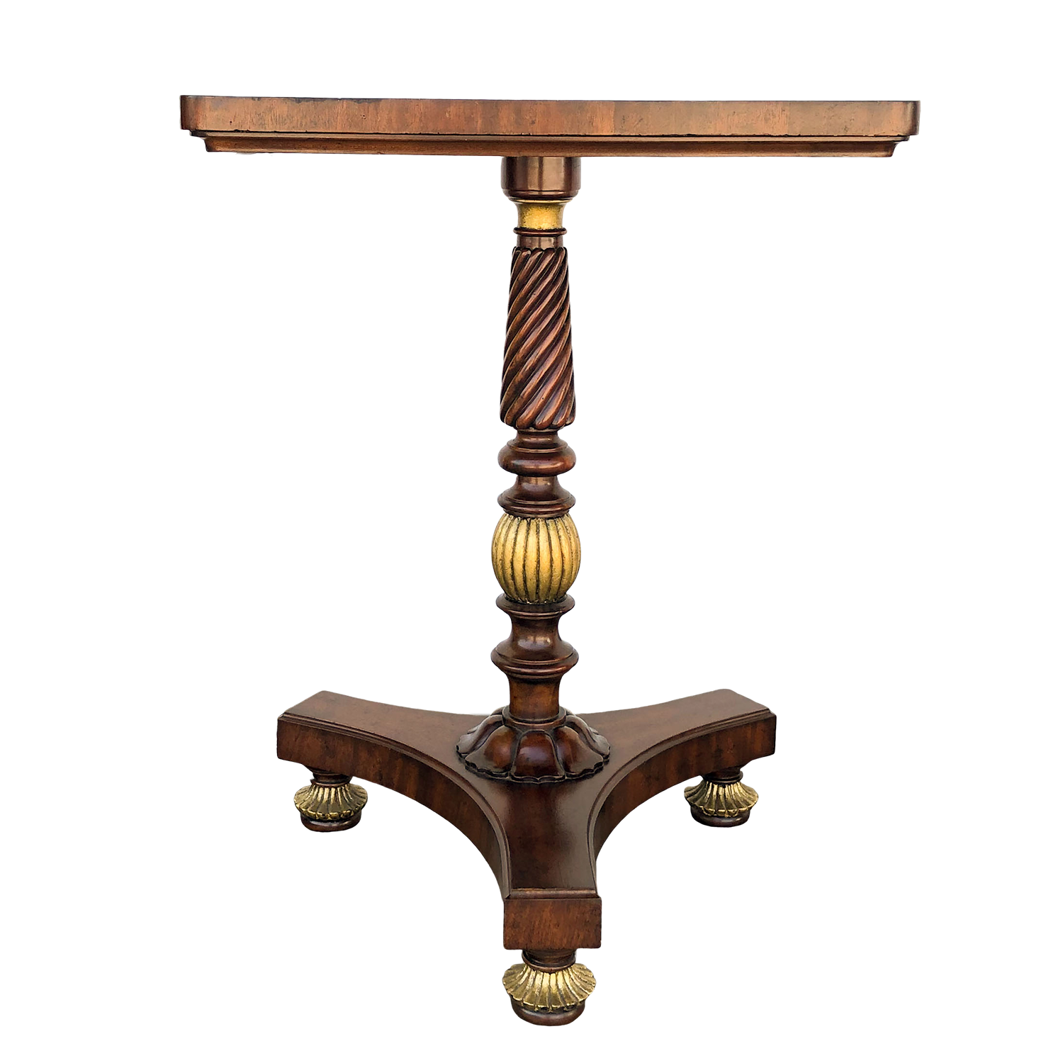 Pedestal Game Table