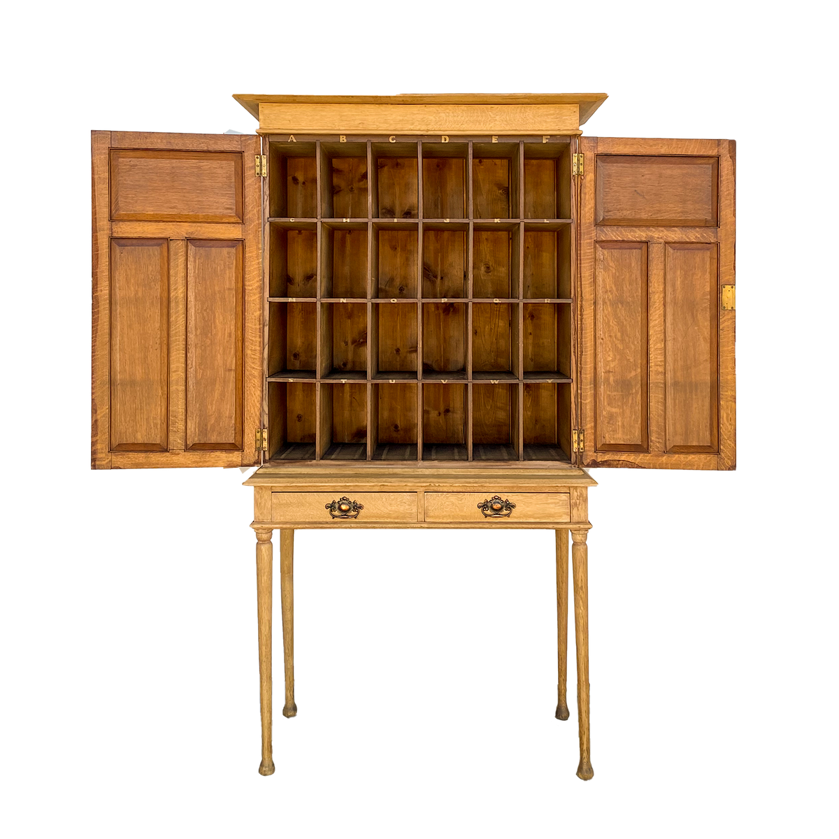 Postmaster Cabinet