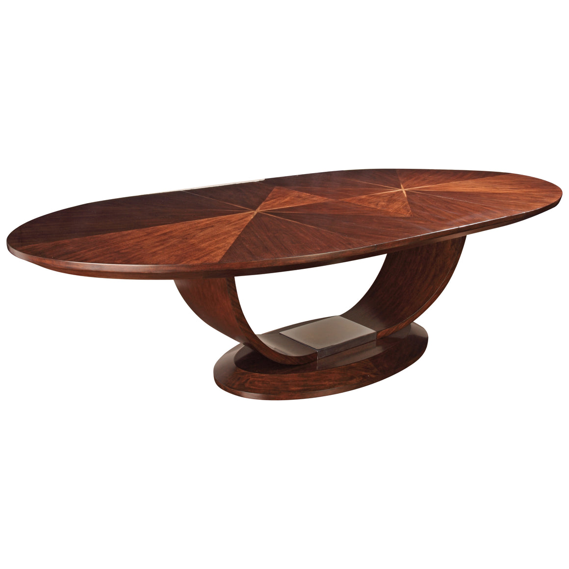 Contemporary Art-Deco Dining Table