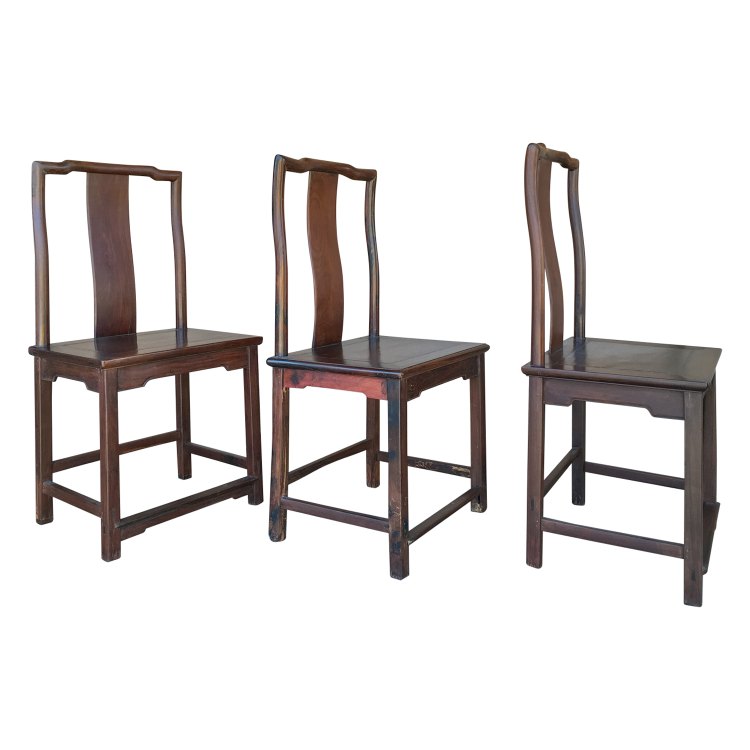 Chinese Side Chairs
