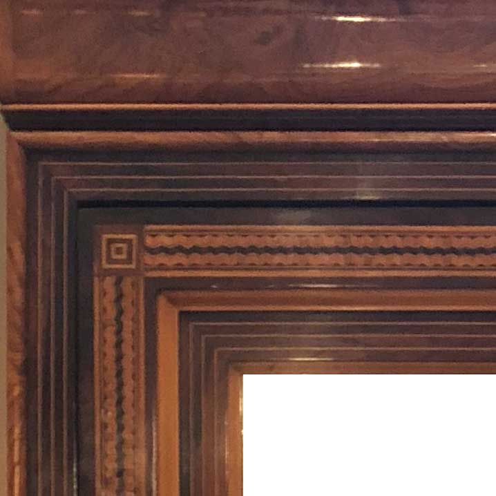 Inlaid Armoire