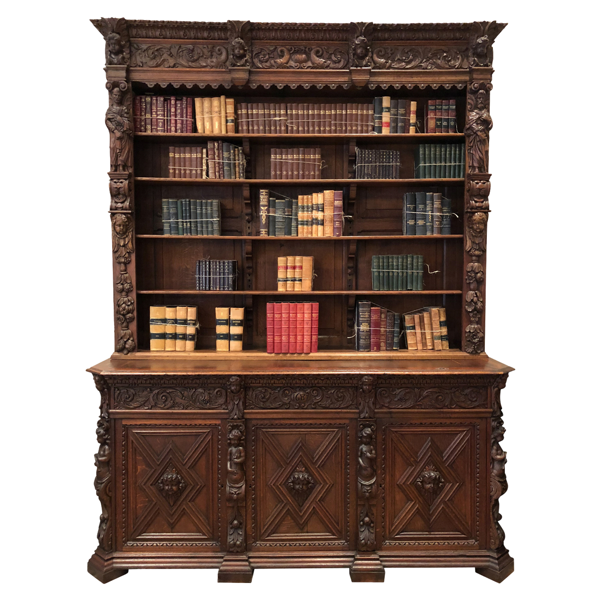 French Oversized Cabinet