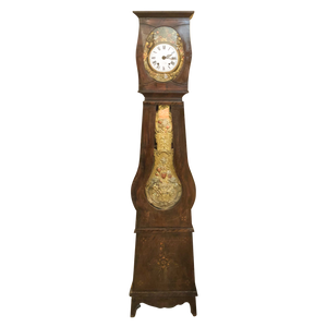 Morbier Grandfather Clock