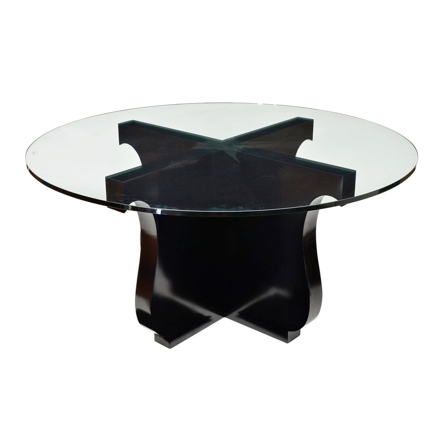 Lacquered Dining Table