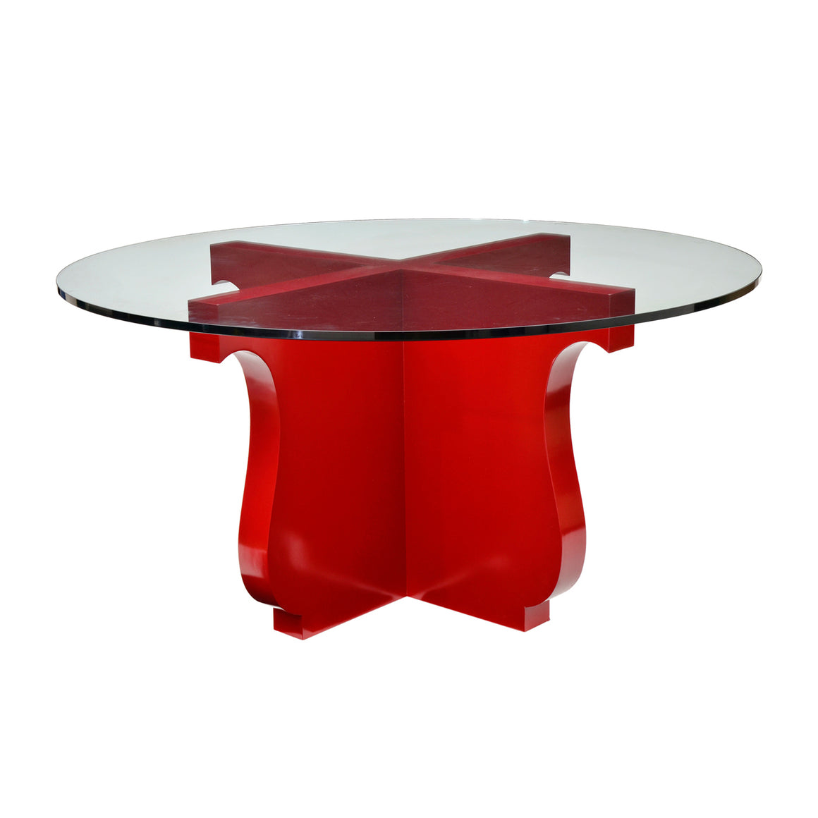 Lipstick Dining Table