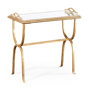 Gilded Tray Table