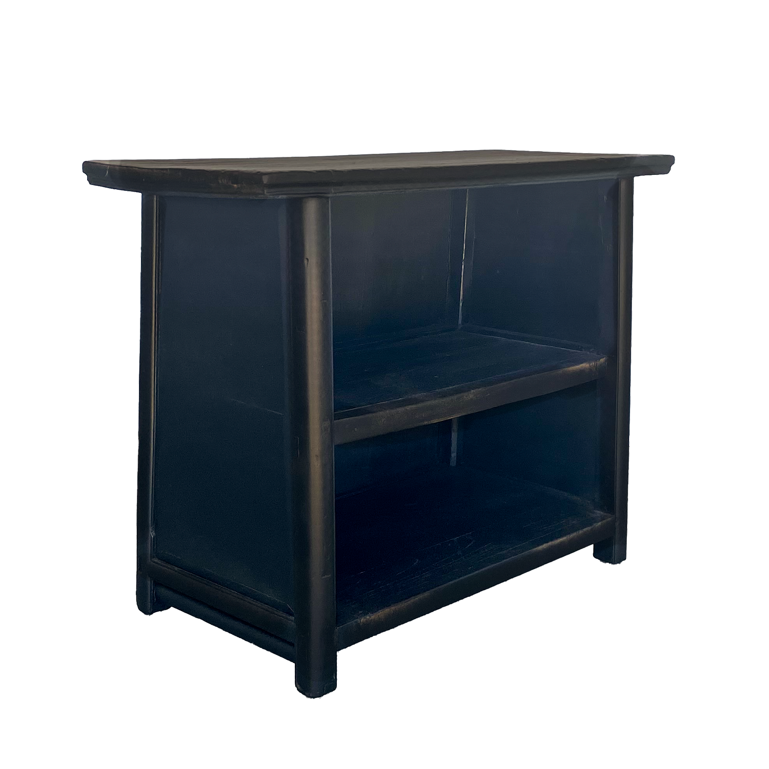 Ebonized Side Cabinet
