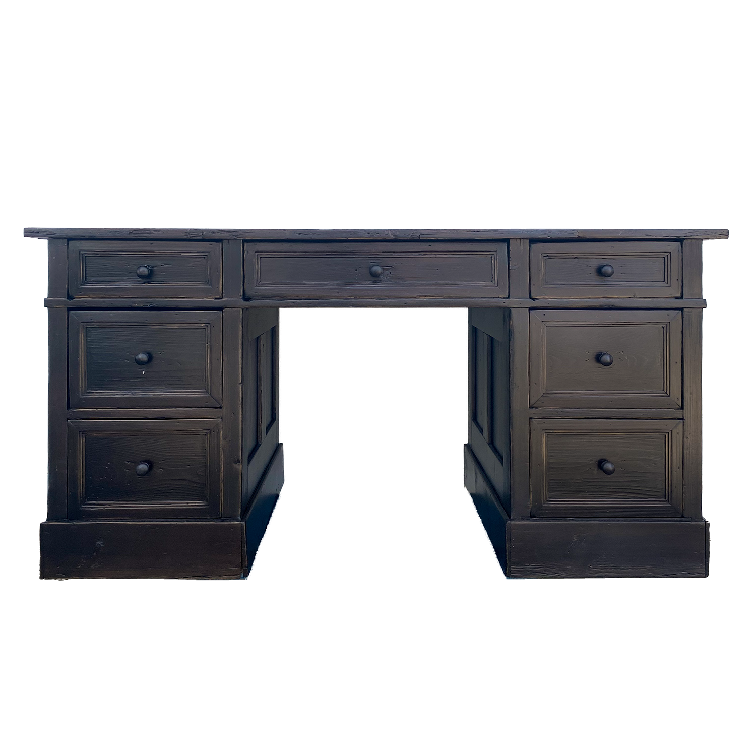 Ebonized Desk