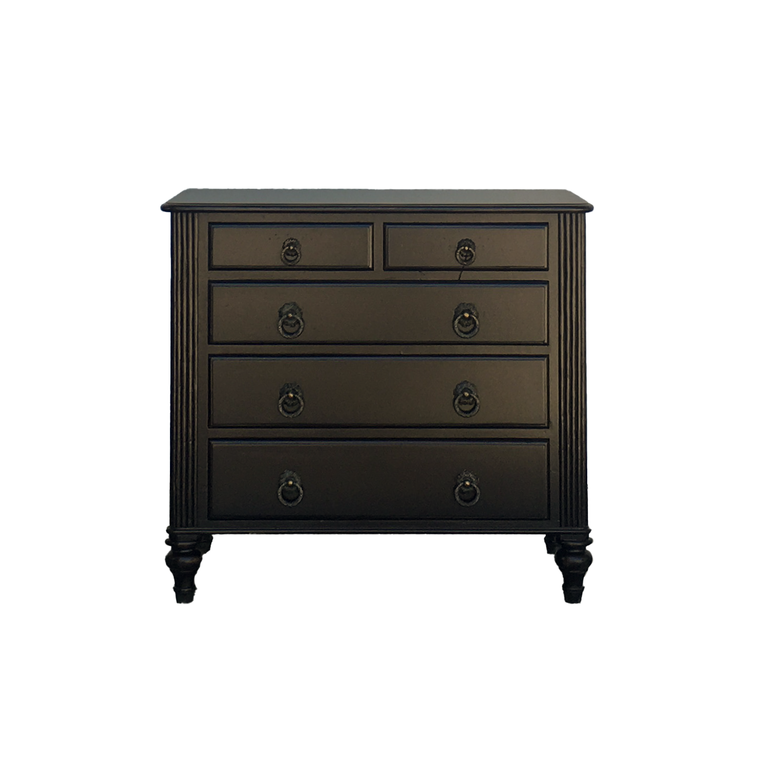Ebonized Chest of Drawers