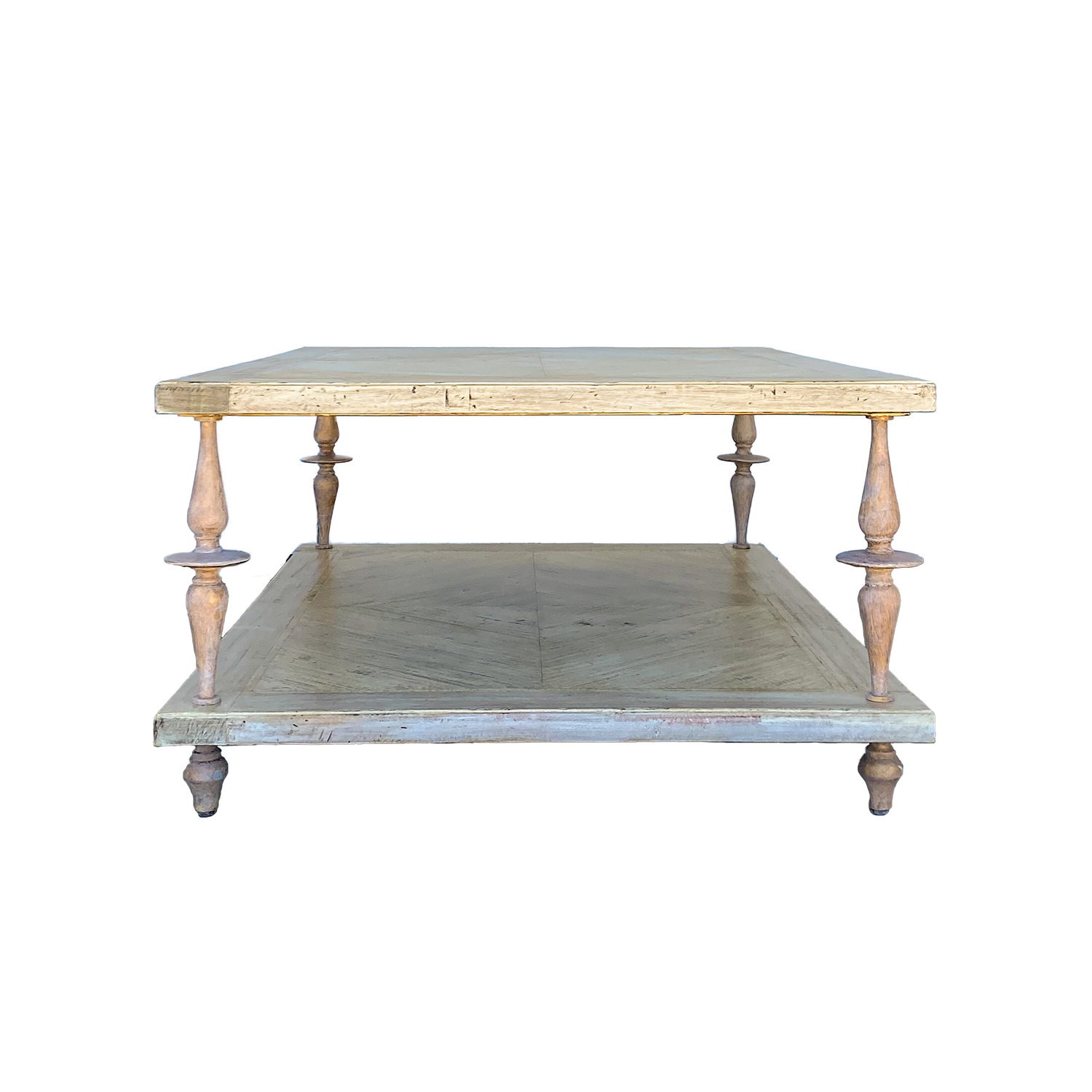 Two Tier Cocktail Table