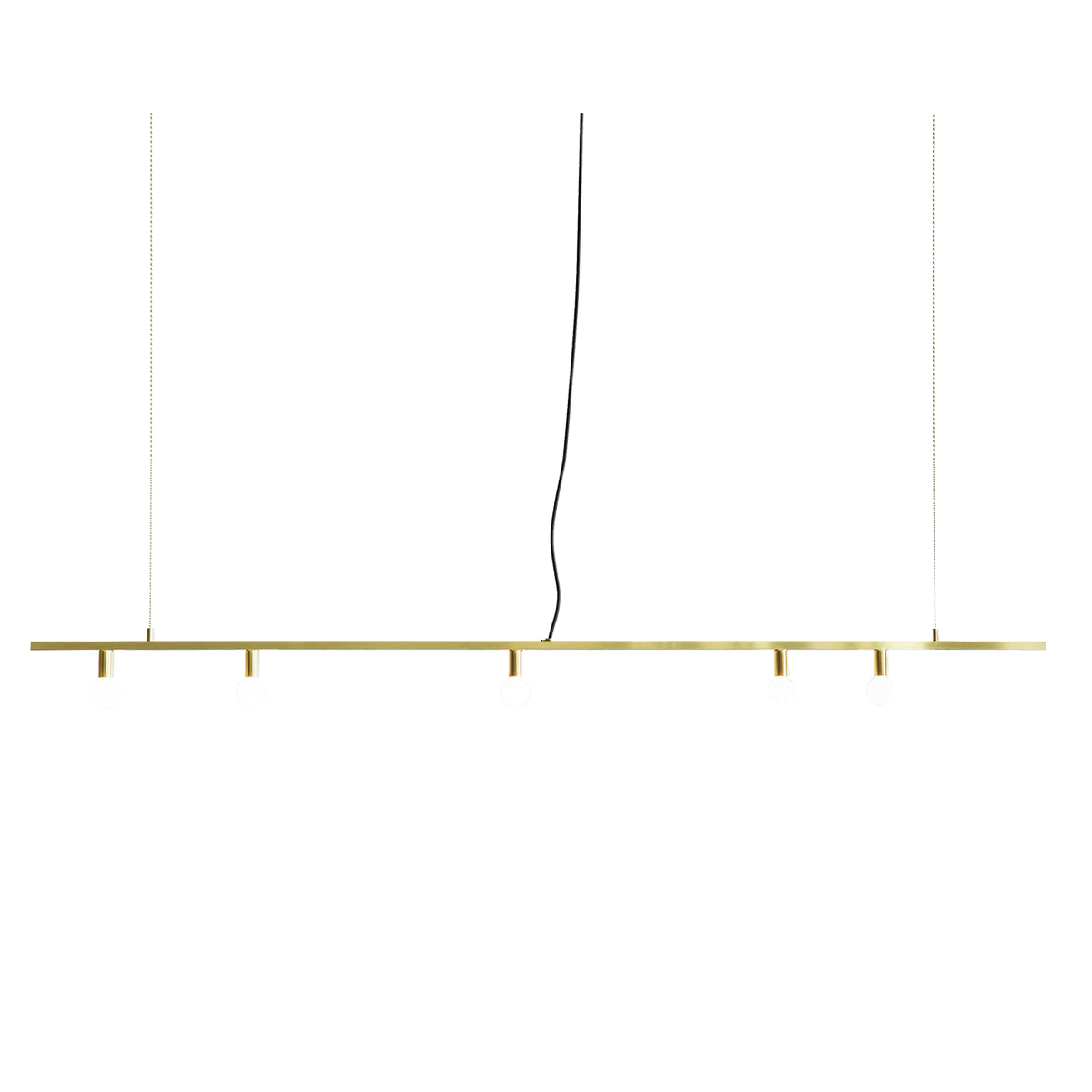 Simplicity Suspension - Brass