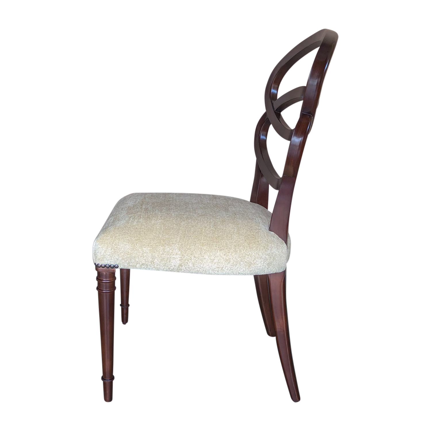 Crazy Eight Side Chair