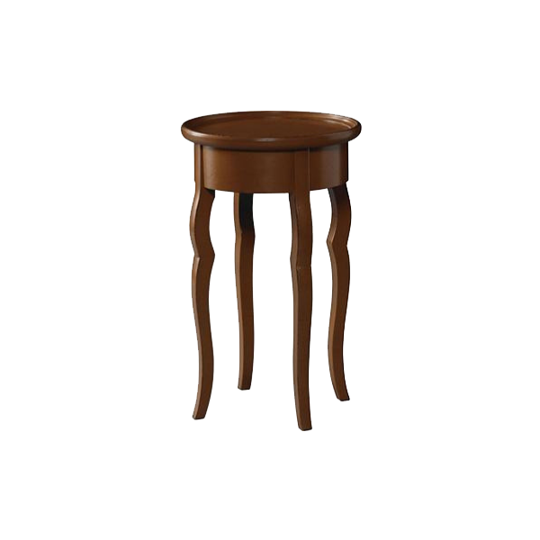 Wavy leg side table