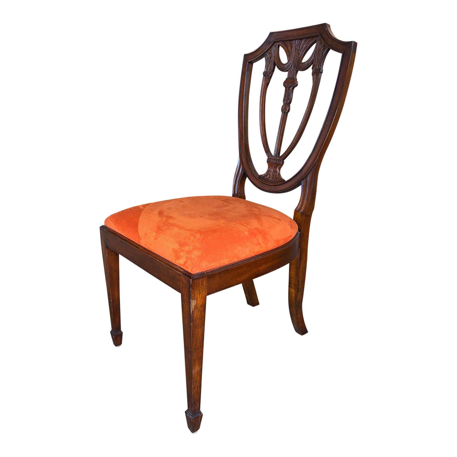 Carved Side Chair
