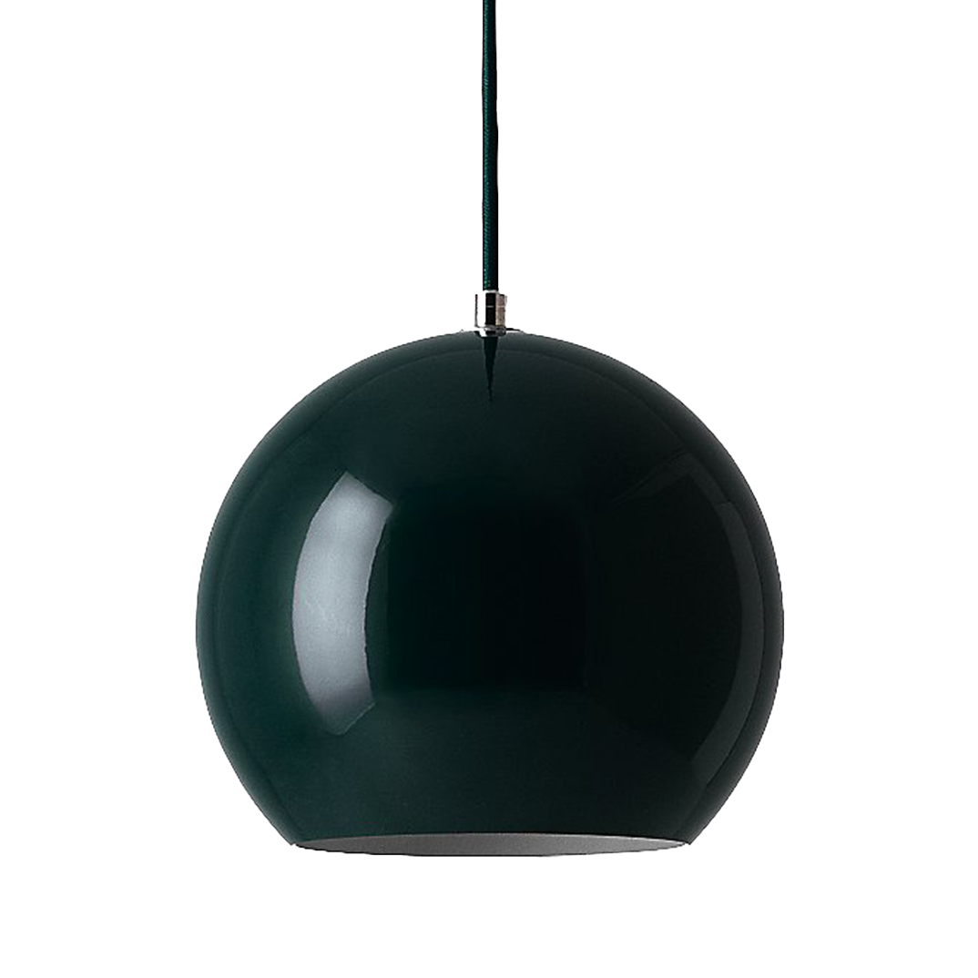 Dark Green Tricia Pendant
