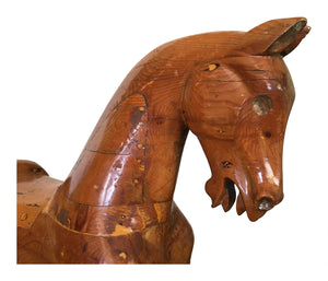 Antique Play Horse